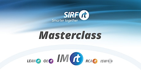 IMRt Masterclass |  Microbiologically Influenced Corrosion tickets
