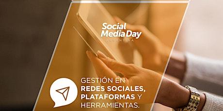 Curso de Gestión en Redes Sociales. Plataformas y Herramientas