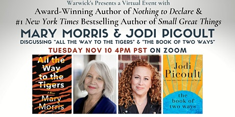 Mary Morris and Jodi Picoult in conversation! tickets