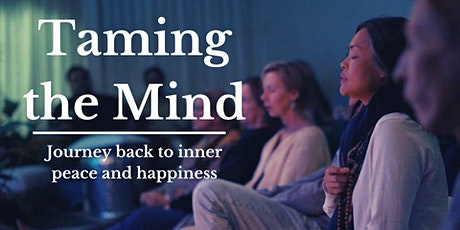 Taming the Mind - Alice Springs tickets