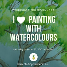 Watercolour Basics for Beginners tickets