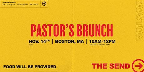 The  Send Boston Pastor's Brunch tickets