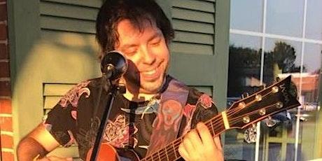Daniel Lee Comeaux: LIVE original music 6p Thurs. Nov 12 at La Divina tickets