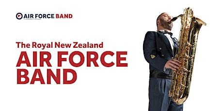 The Royal New Zealand Air Force Band tickets