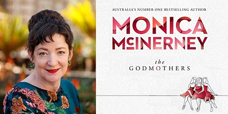 Monica McInerney at Busselton Library tickets