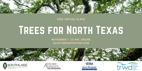 Trees for North Texas tickets