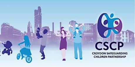Croydon Contextual Safeguarding Briefing (Online 2PM) tickets