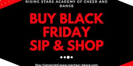 BUY BLACK FRIDAY SIP & SHOP tickets