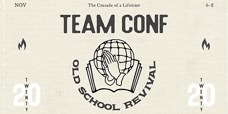 Team Conference 2020 tickets