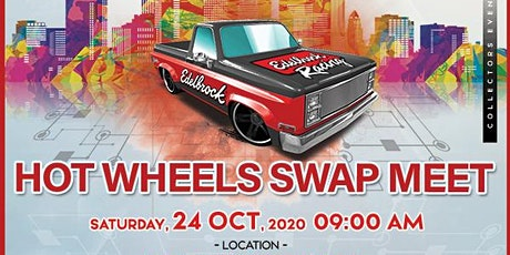 SoCal Hot Wheels Collectors Swap Meet - Oct 24th 2020 tickets