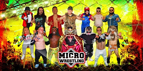 Micro Wrestling Live in The Afterlife Music Hall a tickets
