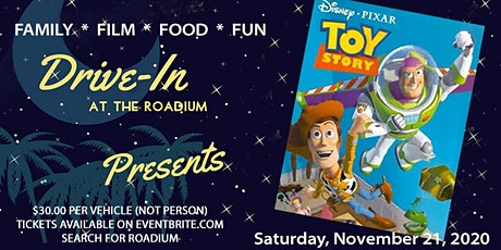 TOY STORY - Presented by the Roadium Drive-In tickets