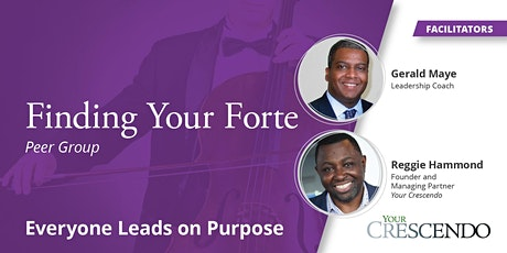 EVERYONE LEADS! on Purpose tickets
