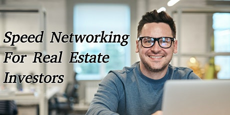 Speed Networking For Real Estate Investors tickets