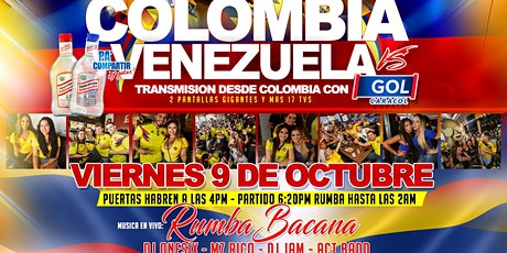 Los Socios Presenta Rumbo Al Mundial Edición Colombiana tickets