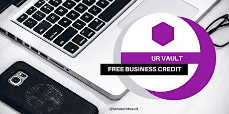UR Vault Free Business credit Class tickets