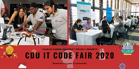 CDU IT CodeFair 2020 tickets