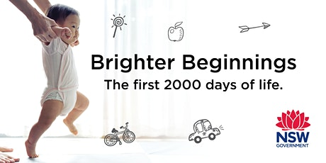 Brighter Beginnings: the first 2000 days of life tickets