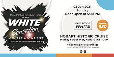 White Sensation Cruise Night 2021 tickets