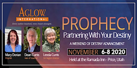 Prophecy - Partnering With Your Destiny tickets