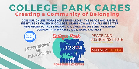 College Park Cares: Creating a Community of Belonging tickets