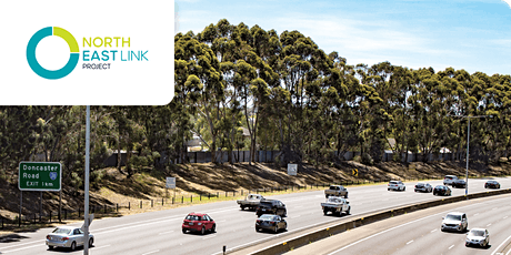 Upcoming North East Link water main works - online information sessions tickets