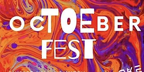 Oc T.O.E. ber Fest tickets