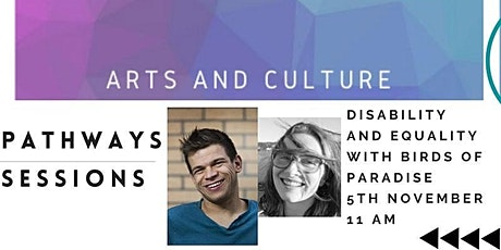 Pathways Sessions: NDIS Australia and Equality with Bi tickets