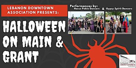 Halloween on Main & Grant tickets