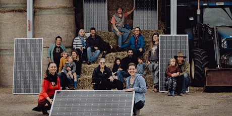 Haystacks Solar Garden Info Session for Inner West residents tickets