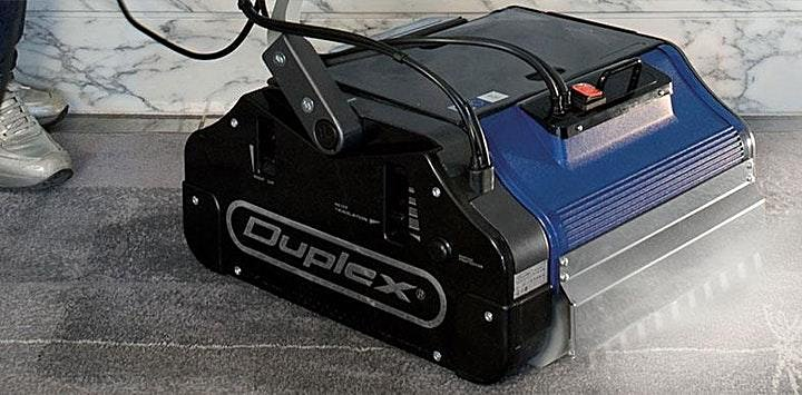 ZOOM DEMO: Floor Cleaning with Duplex Cleaning Machines - 2021 image
