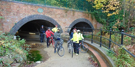 Ride to the Darent River - first group of 6 tickets