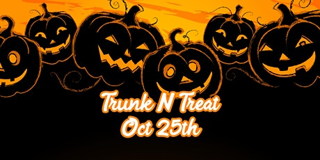Halloween Trunk N Treat tickets