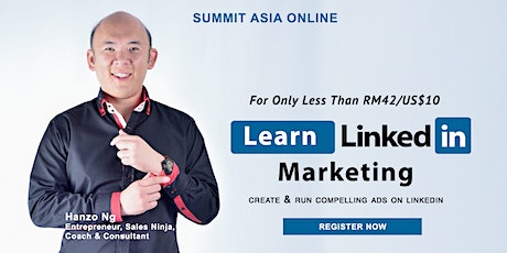 Learn How to Market Products & Services on LinkedIn tickets