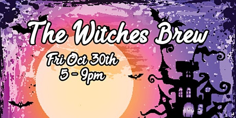 The Witches Brew tickets