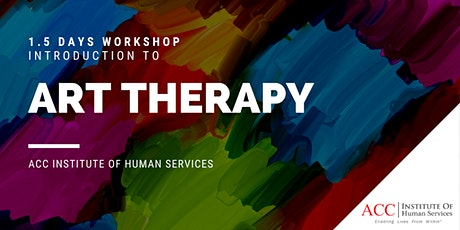 1.5 Days Introduction to Art Therapy Workshop tickets
