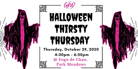 The GNO Club's Halloween GNO Party tickets