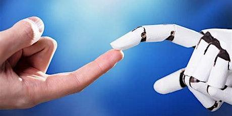 Digital Inspiration Club: Människa och robotinteraktioner