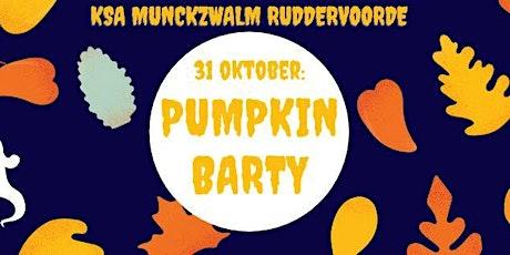 Pumpkin Barty tickets