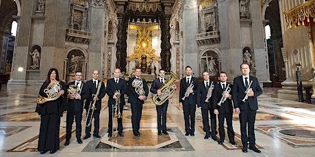 OTTONI DELLA CAPPELLA MUSICALE PONTIFICIA SISTINA biglietti