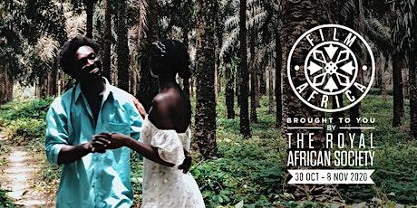 Film Africa 2020 Baobab Award for Best Short Film - Winner Announcement tickets