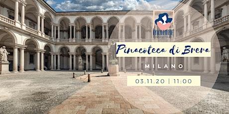 Visita guidata alla Pinacoteca di Brera per mamme con neonati 0-12 mesi biglietti