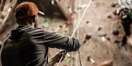 Climbing Wall Instructor training tickets