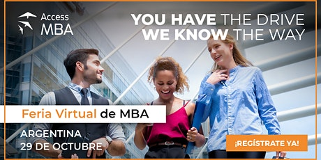 Go Online and Meet Top Mba Programs From Around the World tickets