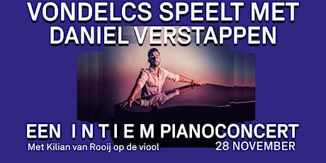 VondelCS Speelt Met: Daniel Verstappen tickets