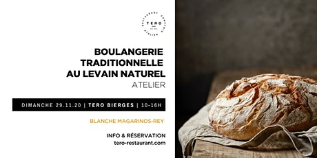 Atelier / BOULANGERIE TRADITIONNELLE AU LEVAIN NATUREL billets
