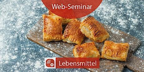 Web-Seminar: Digital verbesserte Lebensmittelproduktion (Teil 2) Tickets
