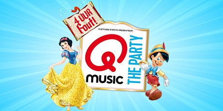 Qmusic the Party - 4uur FOUT! in Apeldoorn (Gelderland) 25-03-2022 tickets