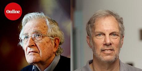 Noam Chomsky and Robert Pollin: The Green New Deal tickets