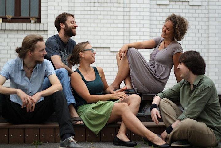 Rémi Geffroy Trio @ Mandau Jazz Festival -->NEUE BAND MARACU: Bild